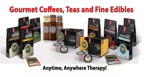 Jane's Brew Coffees, Teas, Beverages