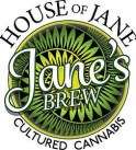 Jane's Brew Medicinal Marijuana Coffee and Teas