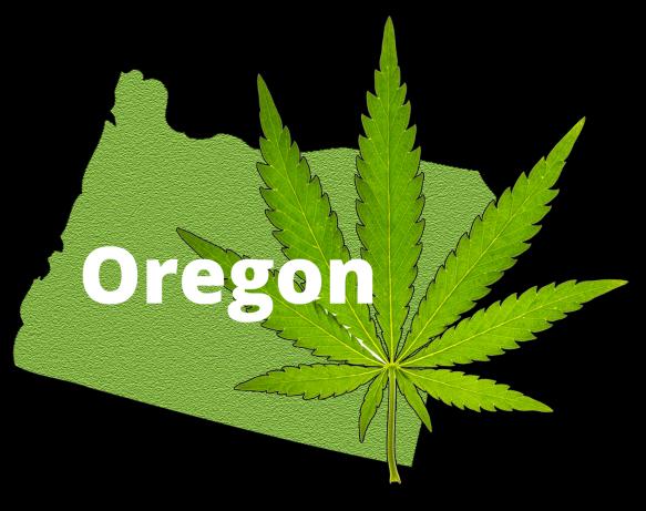 Adult use marijuana legal in Oregon